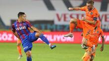 Başakşehir'de bu sezon bir ilk! Trabzonspor maçında...