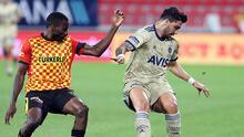 Göztepe Fenerbahçe maçında yoktan var etti! Ozan Tufan bir anda...