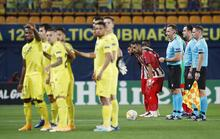 Villarreal - Sivasspor maçından kareler