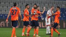 Medipol Başakşehir -  Fraport TAV Antalyaspor maçından kareler