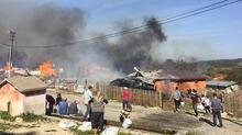 Bolu'daki yangında son dakika gelişmesi