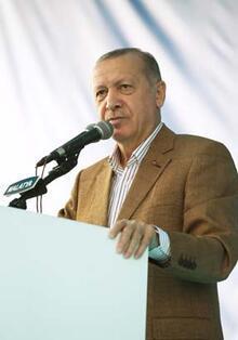 Cumhurbaşkanı Erdoğan: Bizim kitabımızda sosyal adalet var