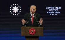 Cumhurbaşkanı Erdoğan: Buradan milletime sesleniyorum, Fransız mallarını asla satın almayın