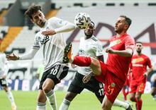 Son dakika - Beşiktaş'ta Adem Ljajic'ten olay hareket! Taraftarlar tepki gösterdi...