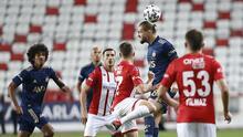 Son dakika - Fenerbahçe'de Caner Erkin çıldırdı! 'Ben daha ne yapayım'