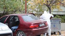 Otomobilinde intihar etti