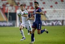 Son dakika - Antalyaspor - Alanyaspor maçından kareler!