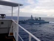 Son Dakika... Alman donanma askerleri Türk gemisine indi! Emri veren bakın kim çıktı!