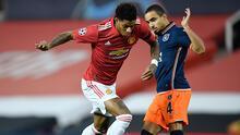 İşte Manchester United - Başakşehir karşılaşmasından kareler...