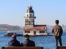 İstanbul'un tadını çıkardılar!