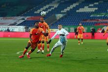Çaykur Rizespor - Galatasaray maçından görüntüler!