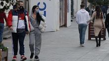 İstiklal Caddesi turistlere kaldı, giriş polisin pasaport kontrolüyle yapıldı