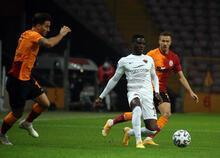 Galatasaray'da Hatayspor maçına Diagne damgası! Falcao artık...