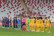 Antalyaspor - Kayserispor maçından görüntüler!