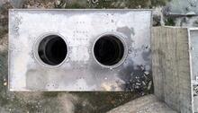 Kireç ocağının 100 metrelik kuyuları tehlike oluşturuyor