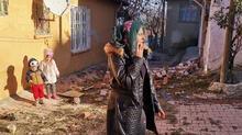 Elazığ sallandı! Deprem sonrası ilk görüntüler
