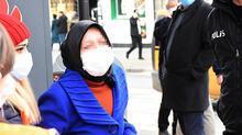 İş yerlerindeki Azerbaycan bayraklarını indiren kadına gözaltı