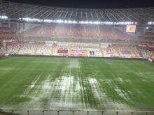 Ertelenen Antalyaspor - Atakaş Hatayspor maçından görüntüler!