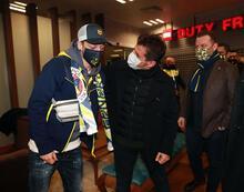 Son dakika - Mesut Özil İstanbul'da! İlk görüntüler...