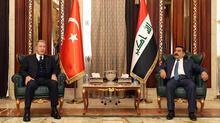 Bakan Akar'dan 'Irak'la iş birliğine hazırız' mesajı