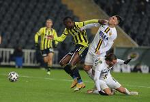 Son dakika haberleri - Fenerbahçe - Ankaragücü maçına damga vurdu! Thiam, Alper Potuk...