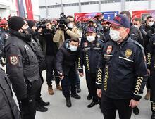 İçişleri Bakanı Soylu, Polis Arama Kurtarma Tanıtım Programı'nda konuştu