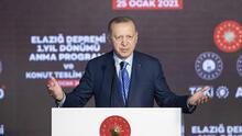 Cumhurbaşkanı Erdoğan: Son 8-9 yılda 1,5 milyon konutun dönüşümünü tamamladık
