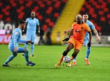 Gaziantep FK - Galatasaray maçından görüntüler!