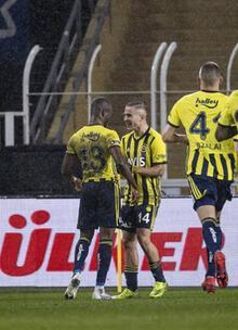 Fenerbahçe - Çaykur Rizespor maçından görüntüler!
