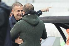 Beşiktaş - Trabzonspor maçından görüntüler!