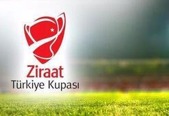 Ziraat Türkiye Kupasında 37 takım tur atladı