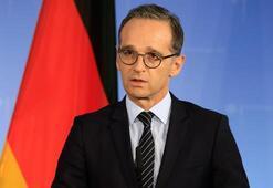 Almanya Dışişleri Bakanı Maastan Türkiyeye teşekkür