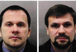 Skripal'i zehirlemekle suçlanan Ruslar ortaya çıktı