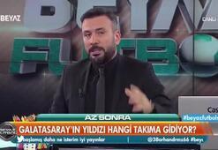 G.Sarayın forvetini açıkladı 3 gün içinde İstanbulda...