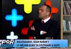 Ozan Kabak ile ilgili ilginç detay Bülent Uygun...