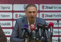 Ahmet Taşyürek: Fenerbahçeye karşı aldığımız galibiyet mutluluk verici