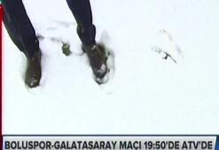 Boluspor-G.Saray maçı öncesi son durum...