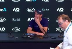 Andy Murray gözyaşları içinde kararını açıkladı