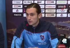 Yusuf Yazıcı: Avrupa'ya transfer olursam önce taraftardan helallik alırım