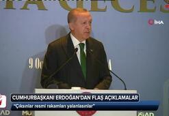 Cumhurbaşkanı Erdoğan: Sıkıysa çıksınlar yalanlasınlar