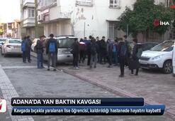 Adanada yan baktın kavgası