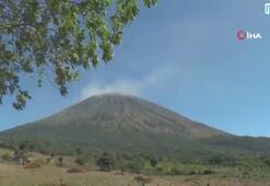Chaparrastique Yanardağı El Salvador halkını huzursuz etti