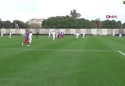 Antalyaspor - KFC Uerdingen 05: 1-2