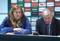 Zeljko Obradovic: Banvit kazanmayı hak etti