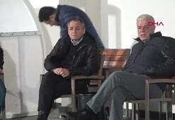 Bursaspor Başkanı Ali Ay, takım kampını ziyaret etti