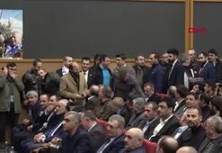 Büyükşehir Belediye Erzurumsporun yeni başkanı Hüseyin Üneş oldu.