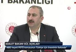 ABD heyeti FETÖ konusunun Türkiye için öneminin farkında