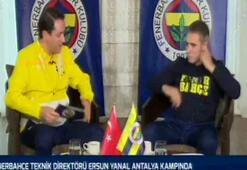 Ersun Yanaldan Volkan Demirel açıklaması