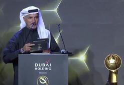 Cristiano Ronaldo, Dubaide yılın futbolcusu seçildi