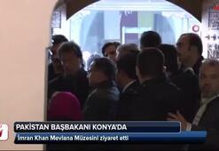 Pakistan Başbakanı İmran Han, Konyada